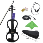 B936631 Electronic violin beginner adult female to male models common professional practice with the electronic electro-acoustic violin Qin He