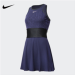 B725052 French Open 2020 Nike Nike tennis skirt dress new female skirt pleated halter CI9213