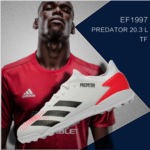 F673116 Adidas PREDATOR Falcon 20.3 TF broken nails in the end people grass men's soccer shoes EF1997