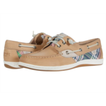 N378922 Sperry Songfish Washed Plaid