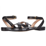 J696276 J.Crew Leather Cross Strap Lucy Sandal