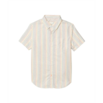 N736322 crewcuts by J.Crew Short Sleeve Button-Down Shirt Oxford (Toddler/Little Kids/Big Kids)