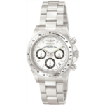 Q992361 [관부세포] Invicta Men's 9211 Speedway Collection Stainless Steel Chronograph Watch with Link Bracelet