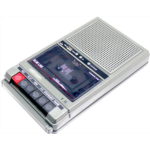 R347391 [관부세포] Hamilton Buhl Classroom Cassette Player, 2 Station, 1 Watt (D132) (HA802)