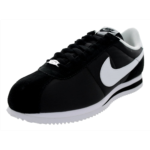 K978721 Nike Cortez Basic Nylon '06 Mens Running Shoes 317249-012 Black White 8.5 M US