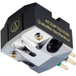 A363347 [관부세포] Audio-Technica AT33PTG/2 Dual Moving Coil Turntable Cartridge