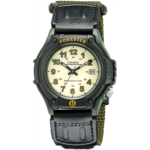 C952409 [관부세포] CASIO Men's FT500WC-3BVCF Forester Sport Watch with Nylon Band