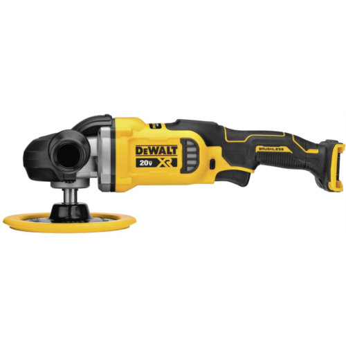 V637850 DEWALT Buffer/Polisher, Variable Speed, Soft Start, 7-Inch/9-Inch (DWP849X)