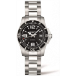W908391 Longines Sport Black Dial Automatic Stainless Steel Ladies Watch L32844566