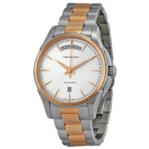 C654200 [관부세포] Hamilton Jazzmaster Silver Dial SS Automatic Men's Watch H32595151