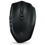 M909038 [관부세포] Logitech G600 MMO USB Gaming Mouse - Black