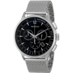 K798563 Movado Men's 0606803 Movado Circa Stainless Steel Watch with Mesh Band