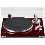 Y594534 [관부세포] TEAC Analog Turntable Cherry TN-350-CH