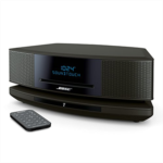 I837418 Bose Wave SoundTouch Music System IV, works with Alexa, Espresso Black