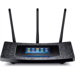 Z114262 TP-Link AC1900 Touch Screen Wi-Fi Gigabit Router