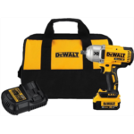 B915307 [관부세포] DEWALT 20V MAX XR Impact Wrench Kit, Brushless, High Torque, Detent Pin Anvil, 1/2-Inch (DCF899M1)