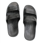 L983796 HawaiiImperial Sandals Hawaii Brown or Black Jesus Sandal Slipper For Men Women and Teen Classic Style