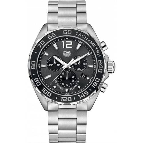L471916 [관부세포] Tag Heuer Formula 1 Chronograph Anthracite Dial Mens Watch CAZ1011.BA0842