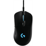 U800116 [관부세포] Logitech G403 Prodigy RGB Gaming Mouse – 16.8 Million Color Backlighting, 6 Programmable Buttons, Onboard Memory, Up to 12,000 DPI