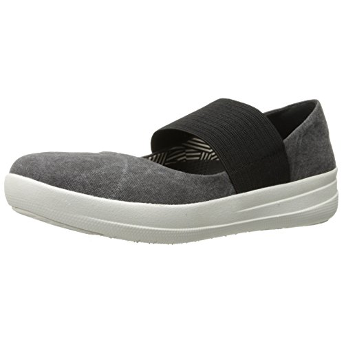 S522323 FitFlop Women's F-Sporty Mary Jane Flat
