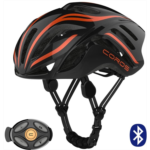 Q237699 [관부세포] Coros Linx Smart Cycling Helmet w/Bone Conducting Audio | Fully Adjustable Sizing/Connects via Bluetooth for Music, Calls and Navigation | Comfortable, Lightweight, Breathable
