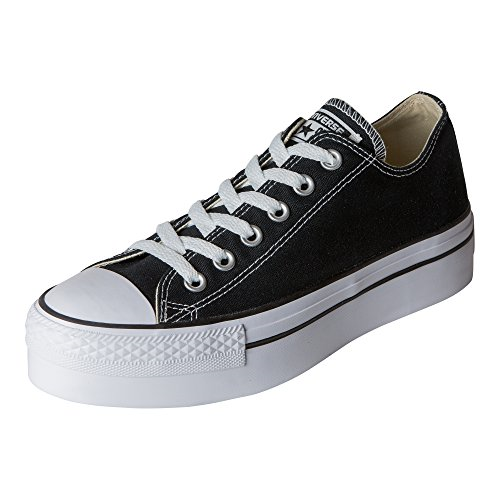 I968101 Converse Women's Chuck Taylor All Star Metallic Platform Low Top Sneaker