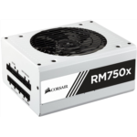 E362138 [관부세포] CORSAIR RMX White Series, RM750x, 750 Watt, 80+ Gold Certified, Fully Modular Power Supply- White