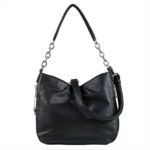 P511391 Concealed Carry Purse - YKK Locking Ashley Chain Concealed Carry Gun Hobo by Lady Conceal