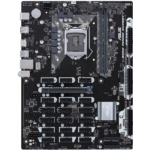 Q237230 [관부세포] ASUS B250 MINING EXPERT LGA1151 DDR4 HDMI B250 ATX Motherboard for Cryptocurrency Mining (BTC) with 19 PCIe Slots and USB 3.1 Gen1