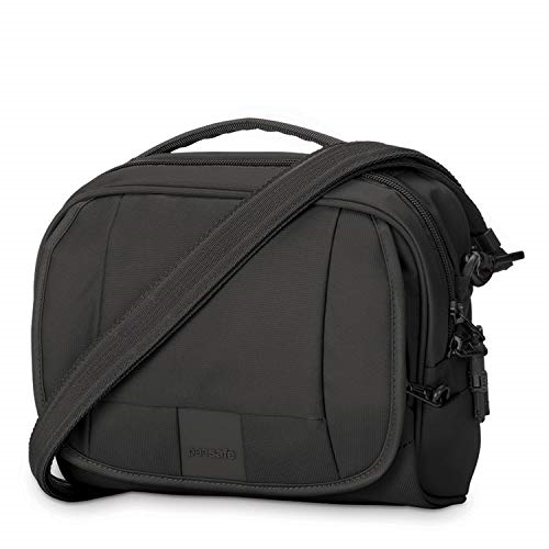 R610494 Pacsafe Metrosafe Ls140 Anti-Theft Compact Shoulder Bag