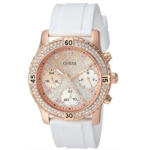 A800945 GUESS Women's Quartz Stainless Steel Casual Watch