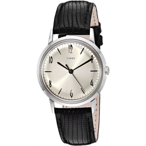 Z435895 [관부세포] Timex Marlin Stainless Steel Hand-Wound Movement