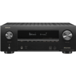 D109203 [관부세포] Denon AV Receivers Audio & Video Component Receiver BLACK (AVRX2500)