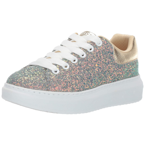 G538034 Skechers Women's High Street. Chunky Glitter Fashion Sneaker