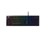 F278777 [관부세포] Razer Huntsman Elite Gaming Keyboard: Fastest Keyboard Switches Ever - Clicky Optical Switches - Chroma RGB Lighting - Magnetic Plush Wrist Rest - Dedicated Media Keys & Dial - Classic