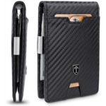 J472911 Money Clip Wallet with Coin compartment