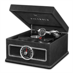 V858876 [관부세포] Victrola 5-in-1 Nostalgic Madison Bluetooth Record Player with CD, Radio, Record Storage and 3-Speed Turntable