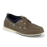 G732498 Dockers Mens Homer Smart Series Leather Boat Shoe with NeverWet