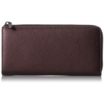 W112780 ECCO SP 3 Large Zip Around Wallet