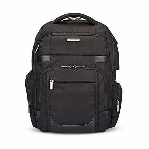 E867896 Samsonite Tectonic Lifestyle Sweetwater Business Backpack, Black, One Size
