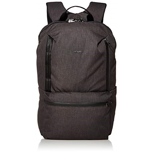 W309643 PacSafe Men's Metrosafe X Anti Theft 20L Backpack-with Padded 15