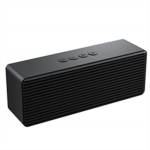 G146411 Bluetooth Speaker,Portable Wireless Speakers with HD Sound,Longer Playtime, Built-in Mic for iPhone/Samsung/Andriod/PC/Laptop Ehco dot Support USB/TF Card/AUX(Black)