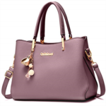L608436 Purses and Handbags for Women PU Leather Top Handle Satchel Ladies Shoulder Tote Bags