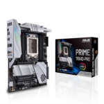 R551012 [관부세포] Asus Prime TRX40-PRO AMD 3rd Gen Ryzen Threadripper Strx4 ATX Motherboard with DDR4, M.2, USB 3.2 Gen2, Type-C Front Panel Connector and Aura Sync RGB Lighting