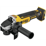 W721801 [관부세포] DEWALT 20V MAX XR Angle Grinder with Kickback Brake, Slide Switch, 4-1/2-Inch, Tool Only (DCG405B)
