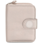 Q826871 Kipling New Money Small Metallic Credit Card Wallet