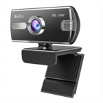 T378087 MetFut Webcam with Microphone, USB Plug and Play, Auto Focus 1080P HD Computer Camera for PC MAC Laptop Desktop, Streaming Web Camera for Skype,YouTube, Live Broadcast Video Conference