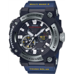 A134913 [관부세포] Casio GWFA1000-1A2 Frogman Men's Watch Blue 56.7mm Carbon/Stainless Steel