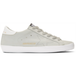 SSENSE Exclusive White Sunday Superstar Sneakers