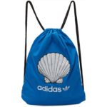 Blue adidas Originals Edition Shell Drawstring Backpack
